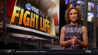 Michael Johnson, Tyron Woodley, Chris Weidman in Fight LIfe | PROcast | UFC ON FOX