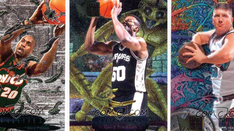 The best of the weirdest cards ever made.