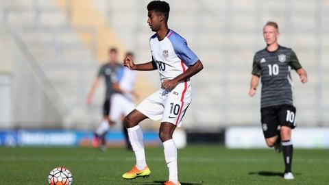 Gedion Zelalem — United States