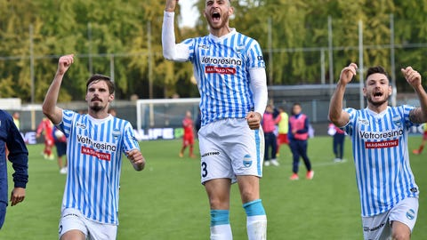 ↑ Promoted: SPAL