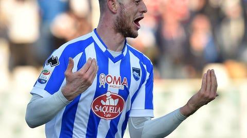 ↓ Relegated: Pescara