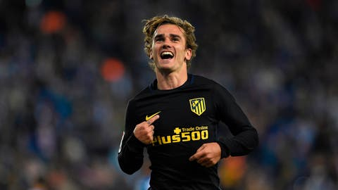 Antoine Griezmann was better than ever