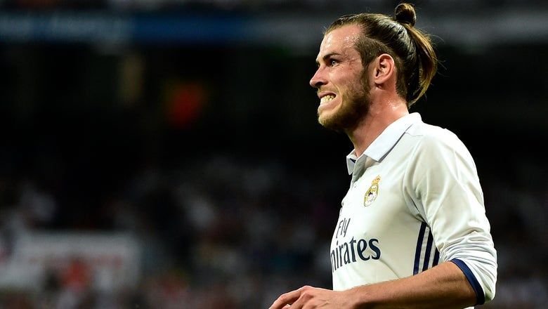 Gareth Bale still hasn't returned to training as injury could keep him out from trophy chases