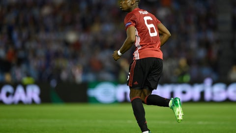 Manchester United are dependent on Paul Pogba