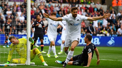 May 6th: Swansea 1-0 Everton