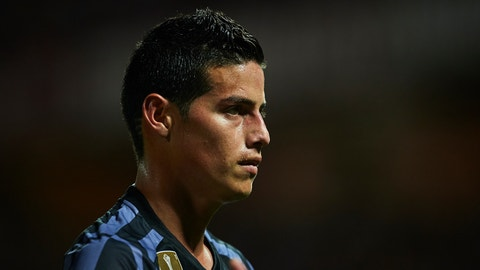 It's time for James Rodriguez to go