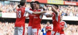 5 takeaways from Arsenal's 2-0 win over Manchester United, as Wenger finally beat Mourinho