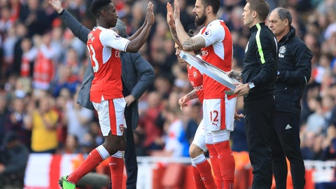 Arsenal's Champions League hopes are still alive