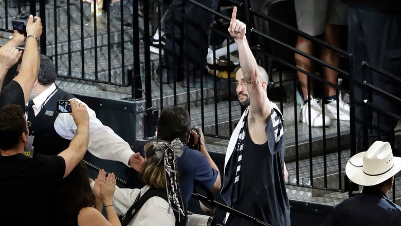 Ginobili's uncertain future has Spurs fans feeling anxious