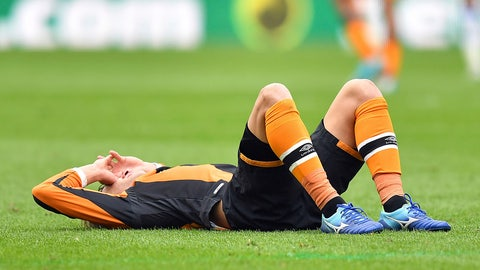 Hull City: How they got relegated