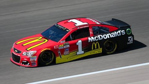 Jamie McMurray, 7