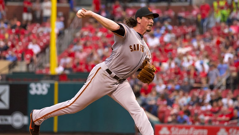 Jeff Samardzija's no good, very bad luck during his otherwise strong season