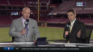 Al and Jensen offer eye-opening stat on Indians' NL struggles