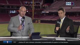 Al and Jensen offer eye-opening stat on Indians' NL struggles