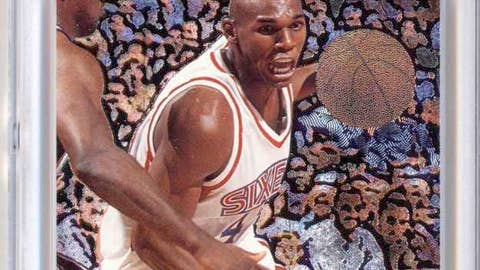 "Jerry Stackhouse ""Rookie Metal"""