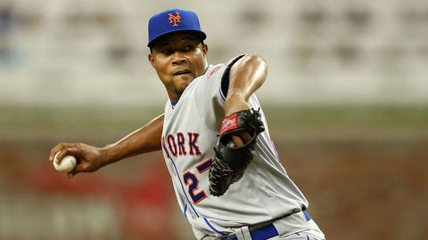 Moving on: Wheeler pitches resurgent Mets past Giants, 6-1