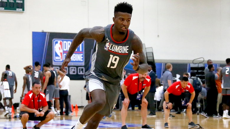 NBA Draft Combine Day 1: Measurements And Scrimmages Standouts