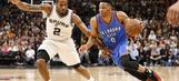 Leonard, Westbrook, Davis make All-NBA first team