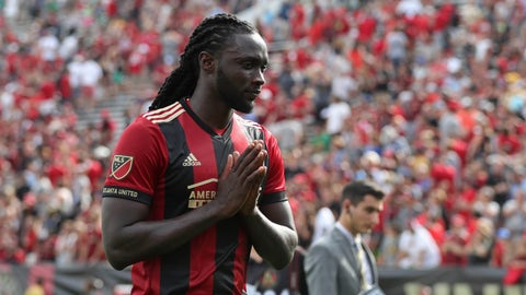 The Atlanta United hype train might need to slow down, at least a bit