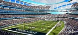 Rams' shared stadium with Chargers delayed a year