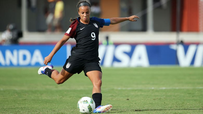 Another round of recruiting lands USWNT rising star Mallory Pugh with NWSL's Spirit