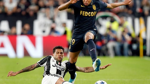Monaco came out firing