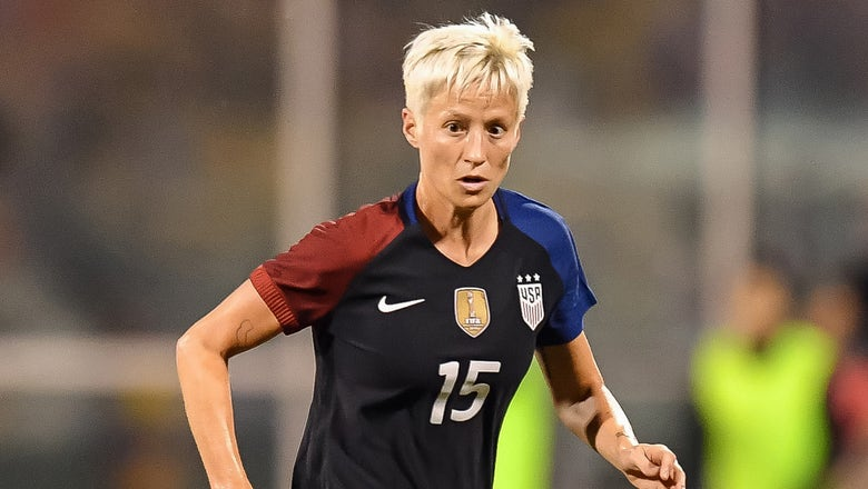 With kneeling controversy and ACL injury in the past, Megan Rapinoe sees a better fit for USWNT