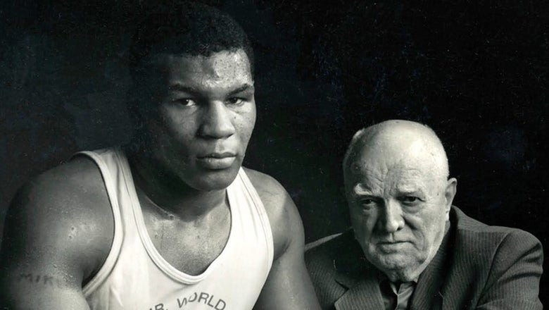 The story of how Mike Tyson was discovered by Cus D'Amato at age 12