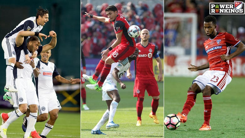 MLS Power Rankings, Week 11: Toronto FC makes its case for FC Dallas's place at the top