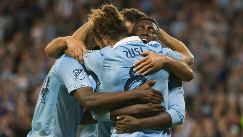 MLS Roundup: Gerso's hat trick all Sporting KC needs; Rimando sets all-time saves mark