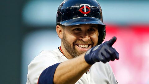 Late Home-Runs Help Twins Win Over Cleveland