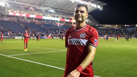 The Chicago Fire are on a hot streak