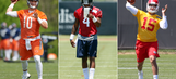 Why NFL teams can't let young QBs learn from the bench anymore