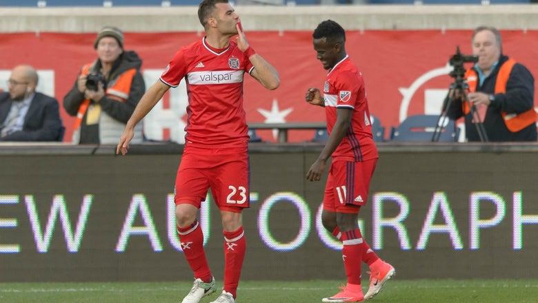 The MLS XI, Week 13: Rivalry week controversies, Nikolic stars, Plata finally scores