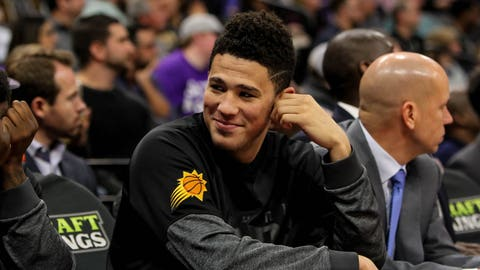 Devin Booker, Suns shooting guard