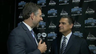 One on one with Orlando Magic CEO Alex Martins
