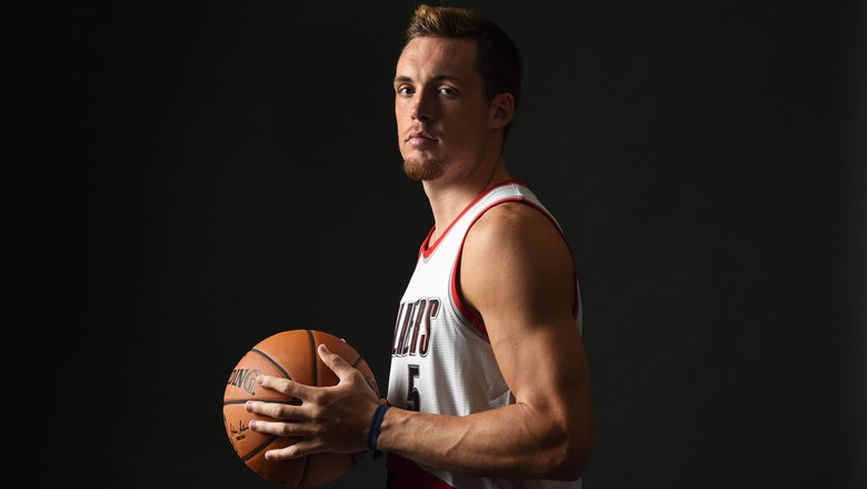 Report: Orioles still interested in Trail Blazers' Pat Connaughton