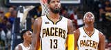Paul George reportedly tells Pacers he will leave franchise, prefers to join Lakers