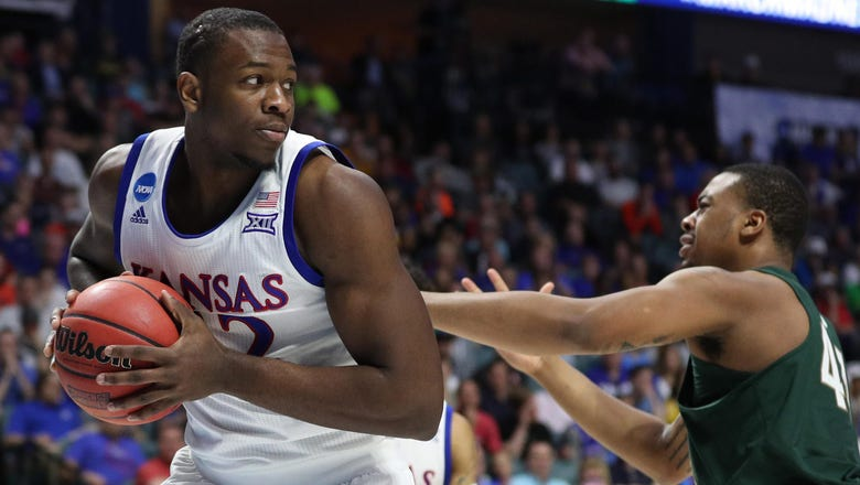 Coleby announces plans to transfer from KU