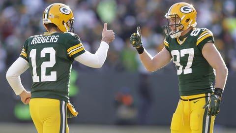 OTAs underway for Green Bay Packers