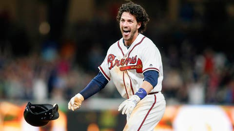 Han Solo (as played by Dansby Swanson)