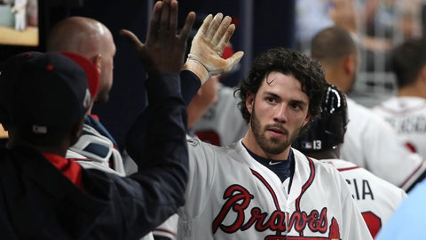 3. Dansby Swanson nearing a breakthrough?