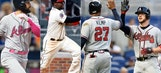 Three Cuts: Braves' 30-plus hitters delivering in mass; Julio Teheran's a Road All-Star