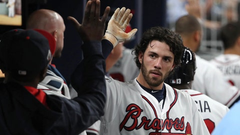 Dansby Swanson is a 162-game major-league player