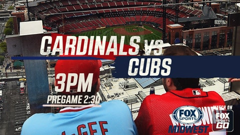 Cubs will wait and see who's available vs. Cardinals