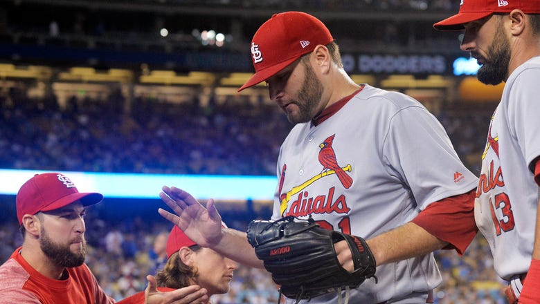 Lynn pitches a gem, but Cardinals lose 2-1 to Dodgers in 13 innings