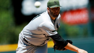 Lance Lynn on blister: 'You've just gotta throw through it'