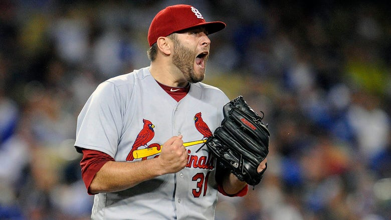 Matheny calls it 'justice' for Cards to get Lynn off the hook