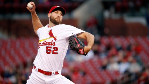 Carpenter, Wainwright lead Cards past Giants 8-3 to end skid
