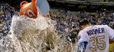 An interview with Hoz turns into a birthday Salvy Splash for Joel